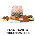 Rasa Kavili & Indian Sweets