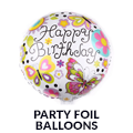 Party Foil Balloons
