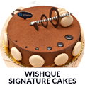 WishQue Signature Cakes