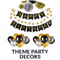 Theme Party Decors