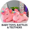 Baby Toys, Rattles & Teethers