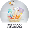 Baby Food & Essentials