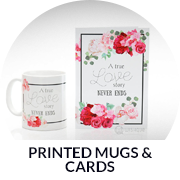 Printed Mugs & Custom Gifts