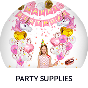 Party Supplies & Party Decor