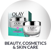 Beauty, Cosmetics & Skin Care