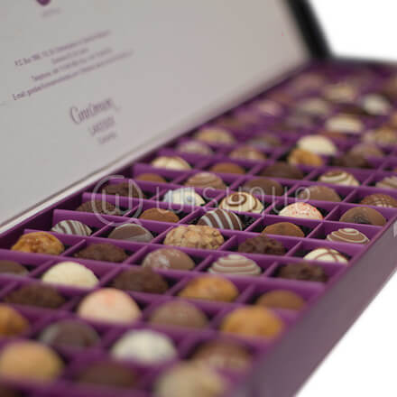 Chocolate Truffles Collection 100pcs