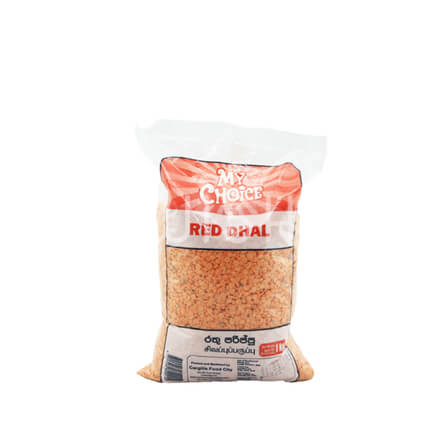 My Choice Red Dhal