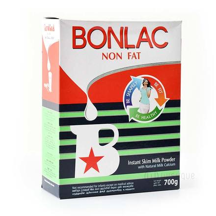 Bonlac Non Fat Instant Skim Milk Powder 700g
