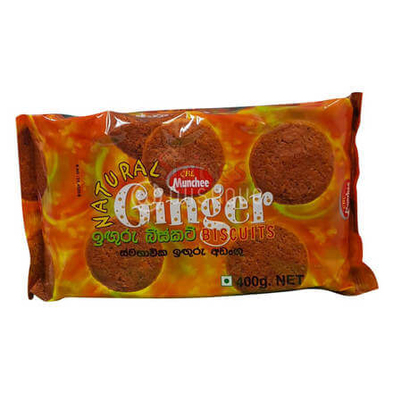 Munchee Ginger Biscuit