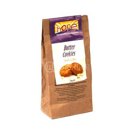 Hope Butter Cookies