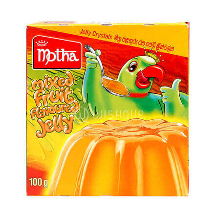 Motha Mixed Fruit Flavoured Jelly