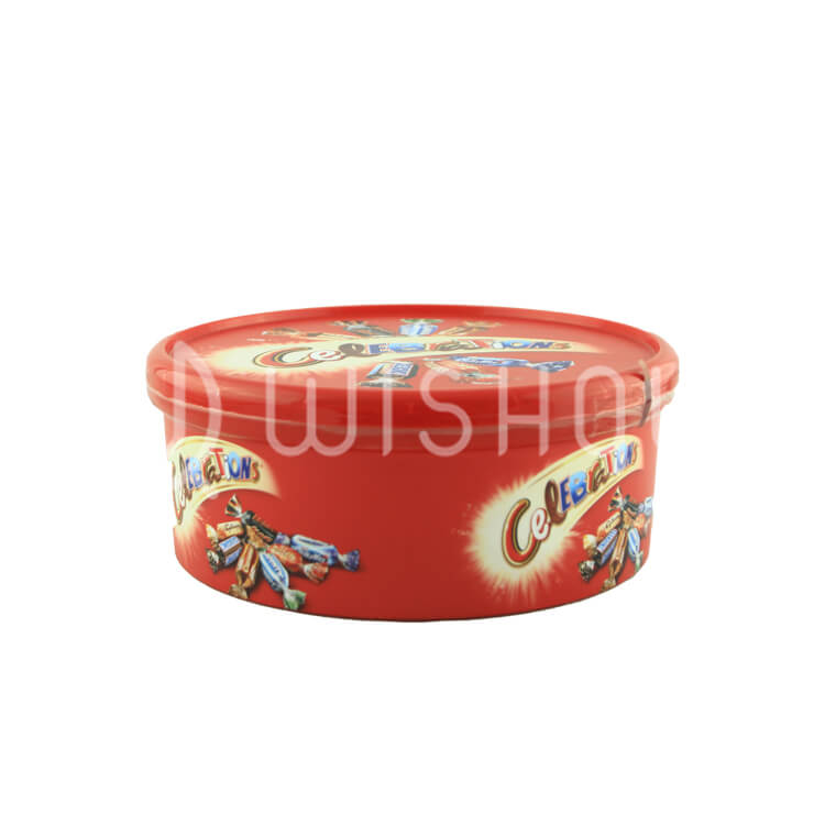 Celebrations Chocolate 7 Famous Brands Tub