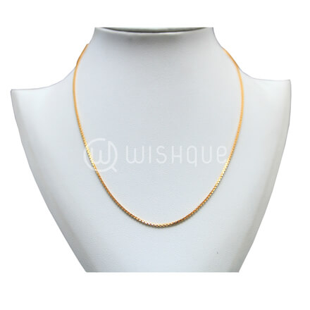 22kt Gold Chain 7