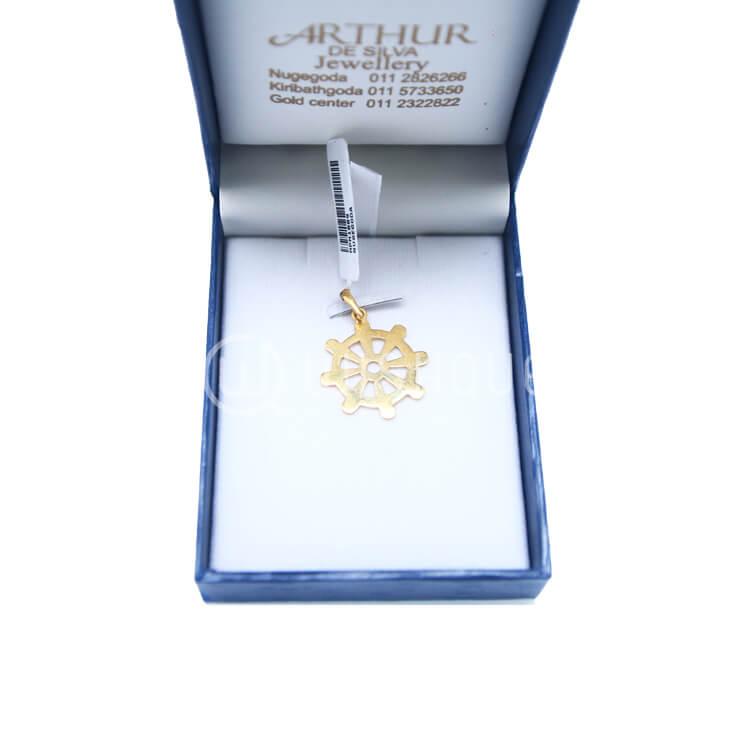 22kt gold dharmachakra 21 wishque sri lankas premium online 22kt gold dharmachakra 21 aloadofball Choice Image