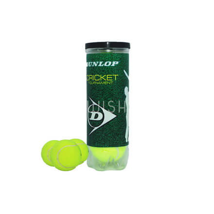 Dunlop Tennis Ball Tin