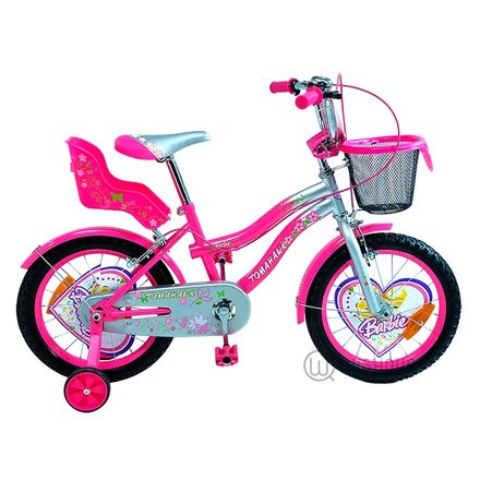 Tomahawk 12''/16''/20'' Inches BMX Girls Bicycle (BARBIE)