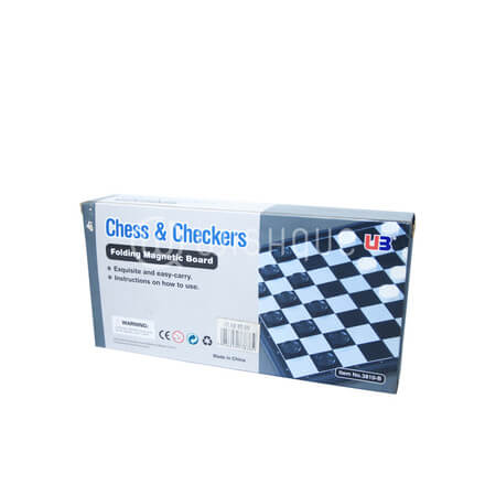 Chess & Checkers Board