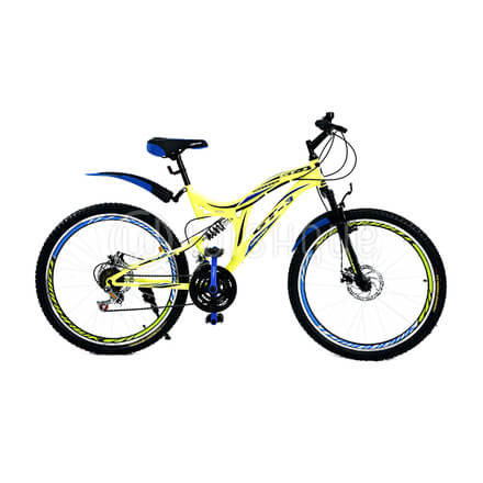 Tomahawk 20''/24''/26''Inches Dual Suspension Bicycle (GT-3)