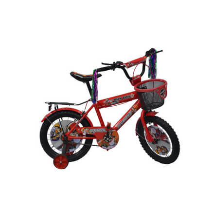 Tomahawk 12''/16''/20''-Inch BMX Bicycle