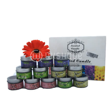 Party Decoration Scented Candle 12 Pack