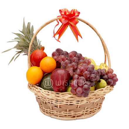 Fruit Fantasy Basket