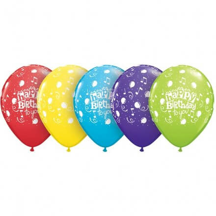 Happy Birthday Balloon Pack