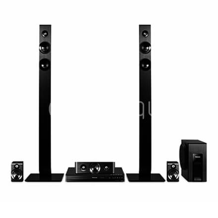 PANASONIC HOME THEATER-SC-XH166GA-K-S