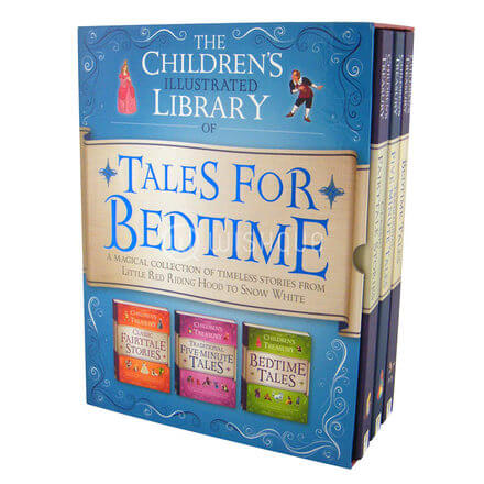 The Children's illustrated Library of Tales for Bedtime