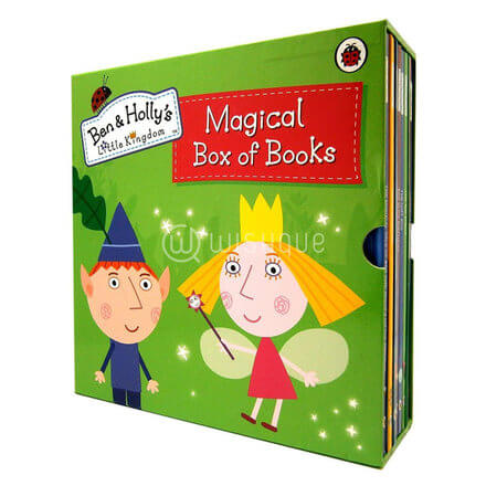 Ben & Holly's Little Kingdom Magical Box of Books