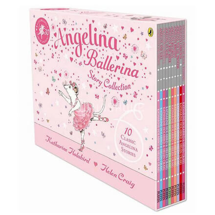 Angelina Ballerina Story Collection