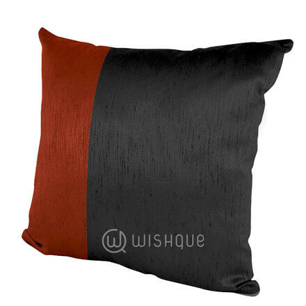 Red Stripe Cushion