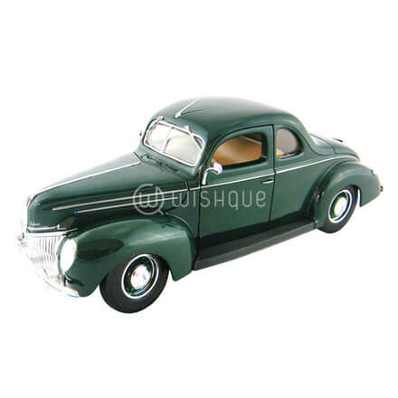 "Ford Deluxe Special Edition 1939 ""Official Licensed Product"""