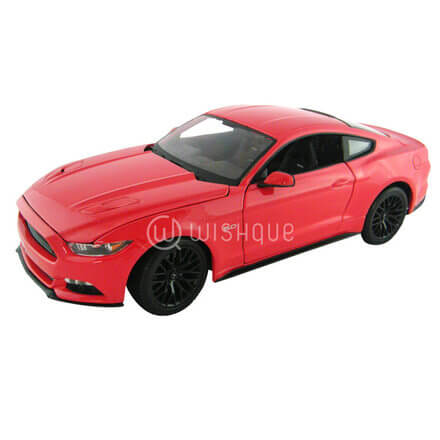 "Ford Mustang GT 2015 Red ""Official Licensed Product"""