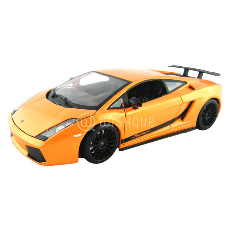 "Lamborghini Gallardo Superleggera: Lamborghini-Gallardo-Superleggera-Orange ""Official"