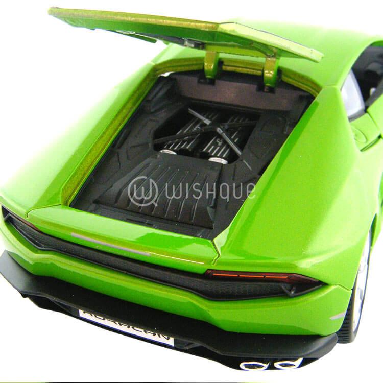 Lamborghini Huracan Lp 610 4 Green Official Licensed Product