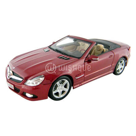 "Mercedes-Benz  SL550- Special Edition ""Official Licensed Product"""