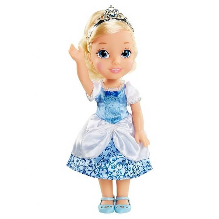 Disney Princess Toddler Doll Cinderella: Disney Princess Toddler Cinderella - Wishque