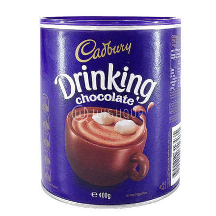 Cadbury Drinking Chocolate 400g