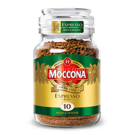 Moccona Espresso Bold and Intense