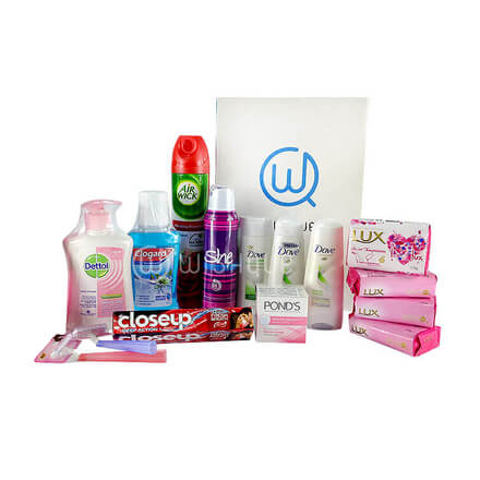 Ladies Toiletry Pack