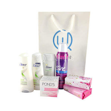 Ladies Mini Toiletry Pack