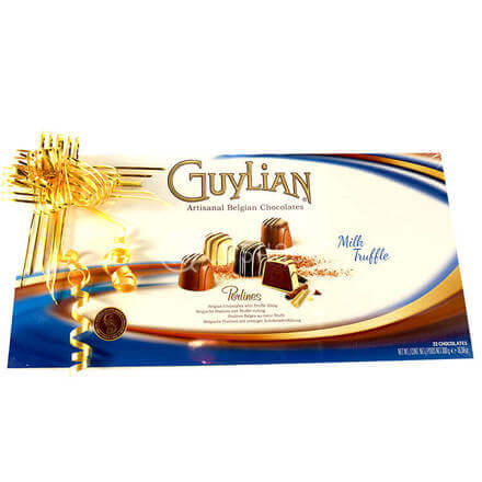 Guylian Artisanal Belgian Chocolates 32 Pieces