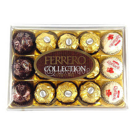 Ferrero Collection 15 Pieces