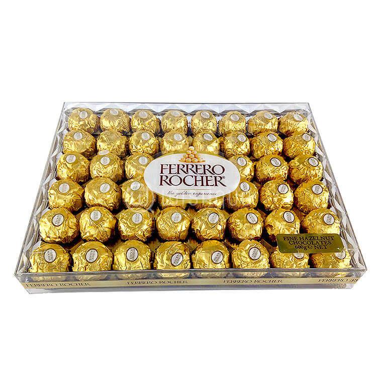 Ferrero Rocher 48 Pieces Box - Wishque | Sri Lanka\'s Premium Online ...
