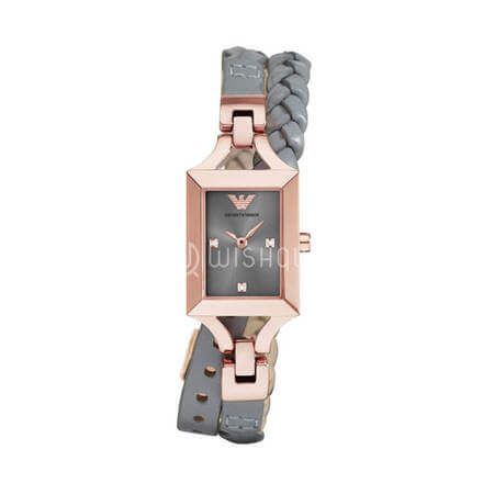 Emporio Armani Ladies'Watch XS Analogue Quartz  Leather