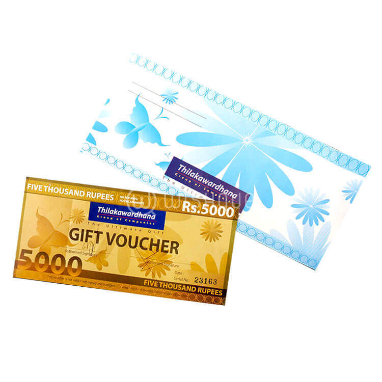 Thilakawardhana Gift Voucher Rs.5000