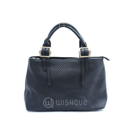 Bibigi Black Handbag