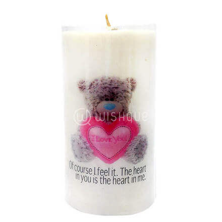 Your Heart in Me Candle