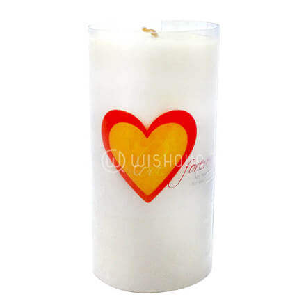 Forever Love Candle