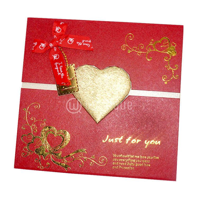 Golden Heart Chocolate Box - Wishque | Sri Lanka\'s Premium Online ...